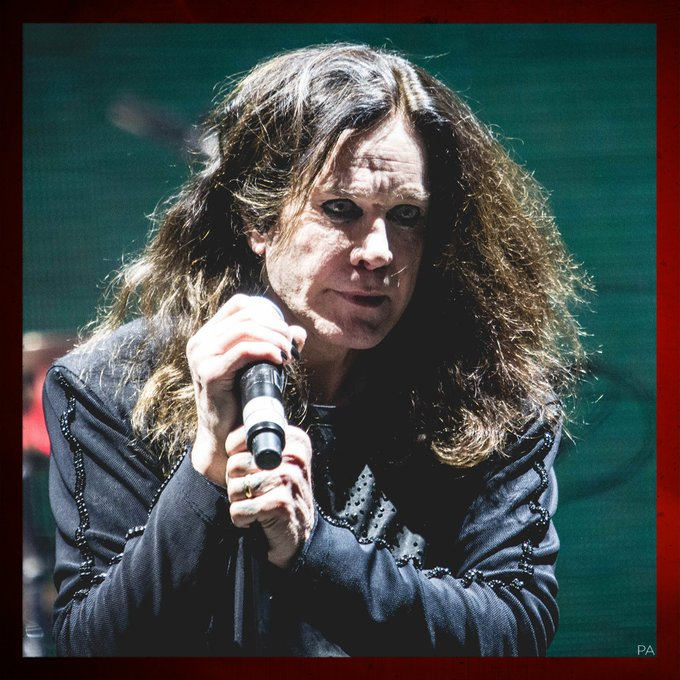 Happy birthday to the legend that is, Ozzy Osbourne! What\s your favourite Black Sabbath song?