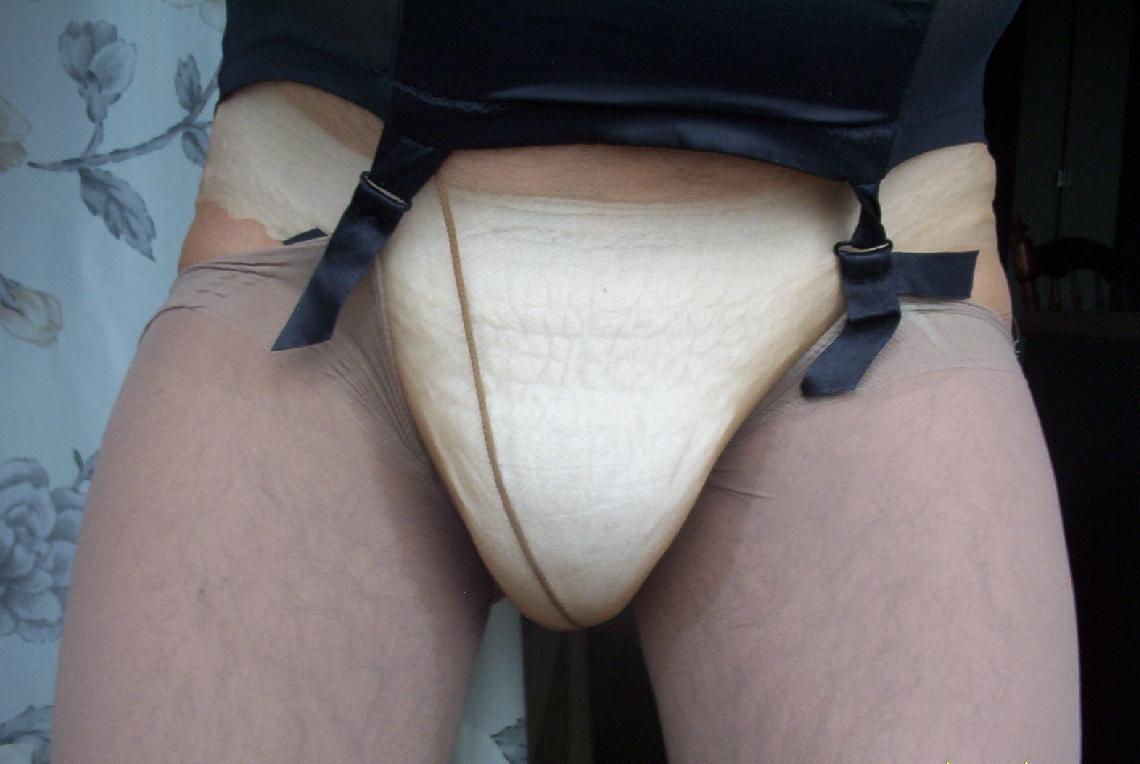Dressed för sex.