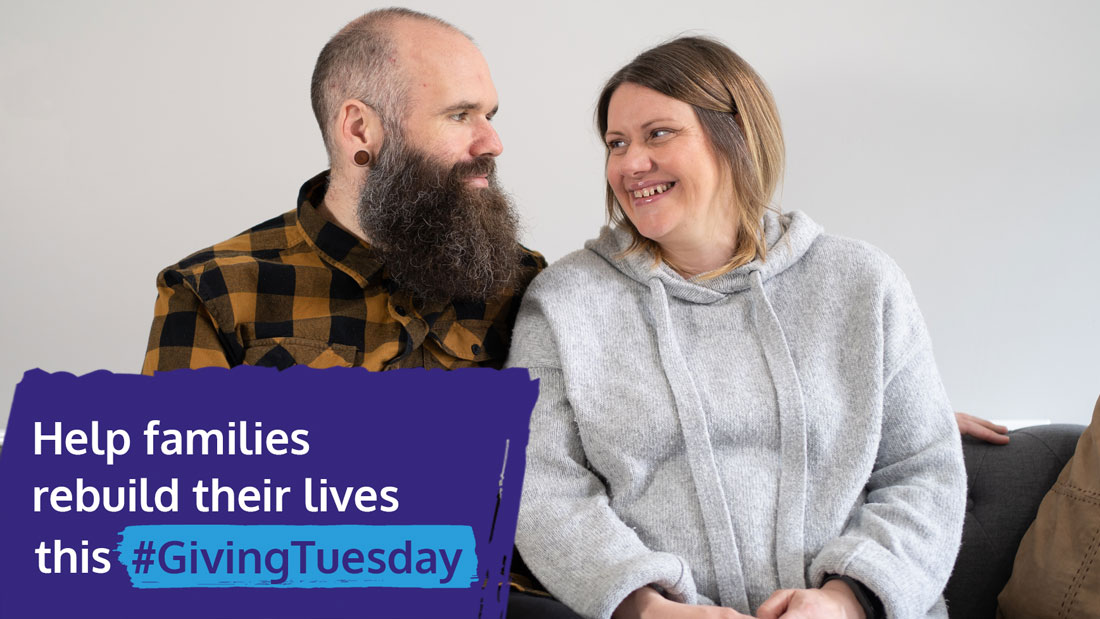 Stroke turns lives upside down, affecting not only stroke survivors, but also their carers. Thats why this #GivingTuesday, were shining a light on them. Up to 85% of carers say they don't have enough support or information, but we are here to help.