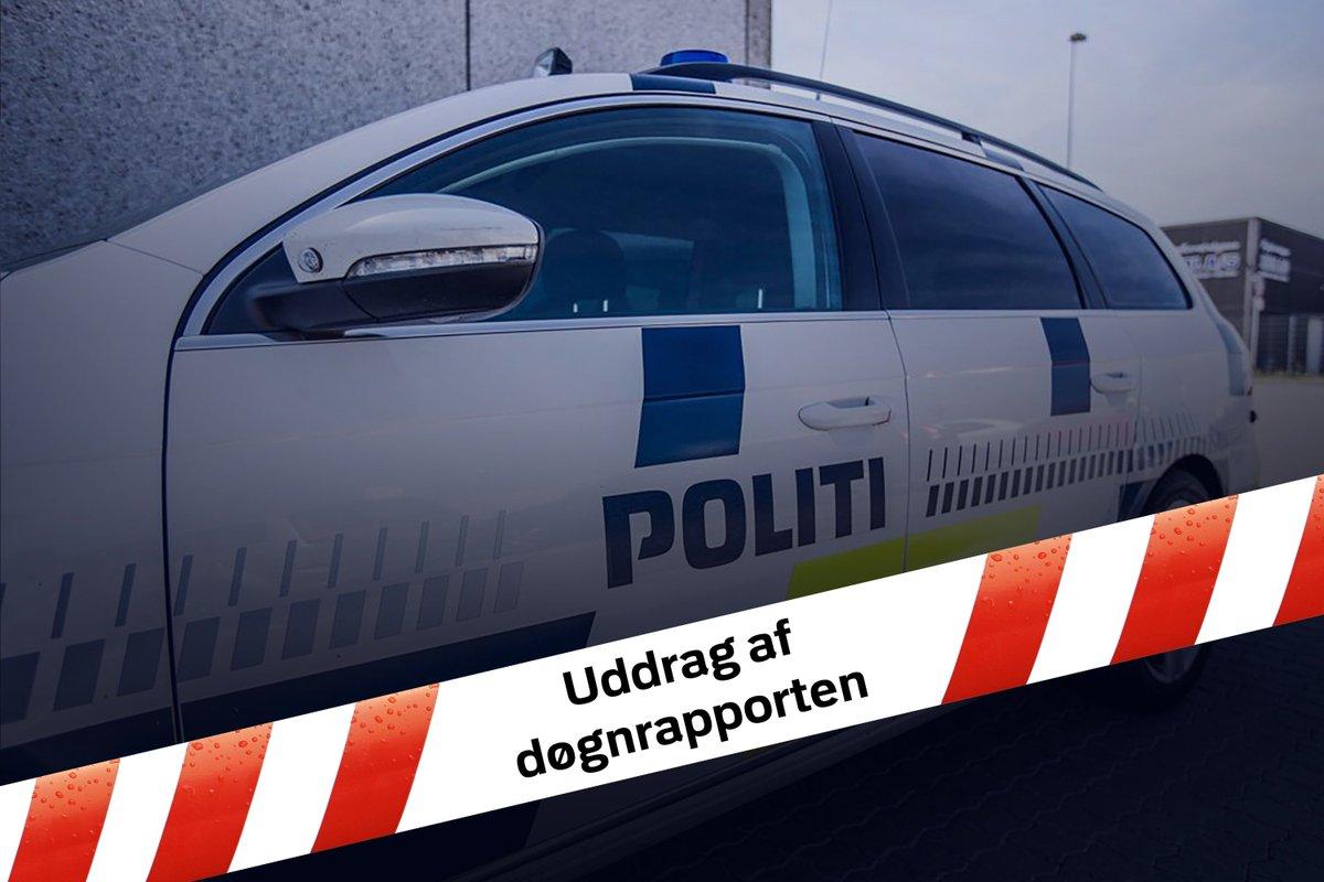 Røveriforsøg i Holbæk, forsøg på tyveri i Køge og bilbrand i Ringsted. Læs mere i uddrag af døgnrapport fra mandag den 021219 kl. 0700 til tirsdag 031219 kl. 0700. #politidk https://t.co/gUGAwt255k https://t.co/4OkgoQWGqP