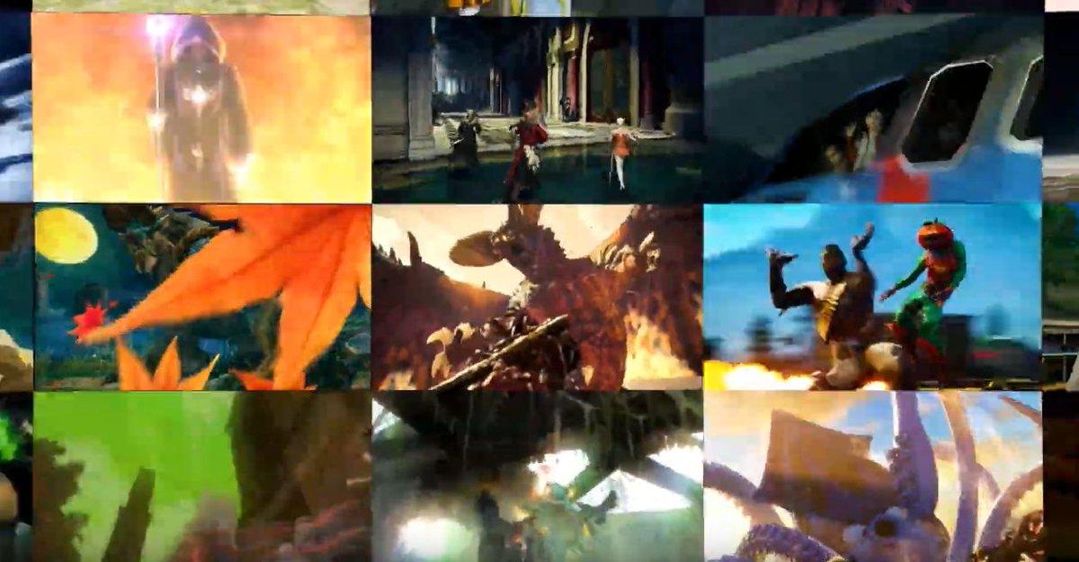 """【FF14】「PlayStation Awards 2019」の歴代のPSムービーにFF14""""漆黒のヴィランズ""""から水晶公や絶アレキが登場wwwwwwww【画像有】:馬鳥速報 #FF14"""