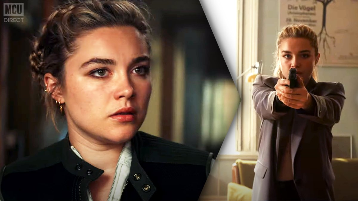 Mcu Direct On Twitter Actress Florence Pugh Is Yelena