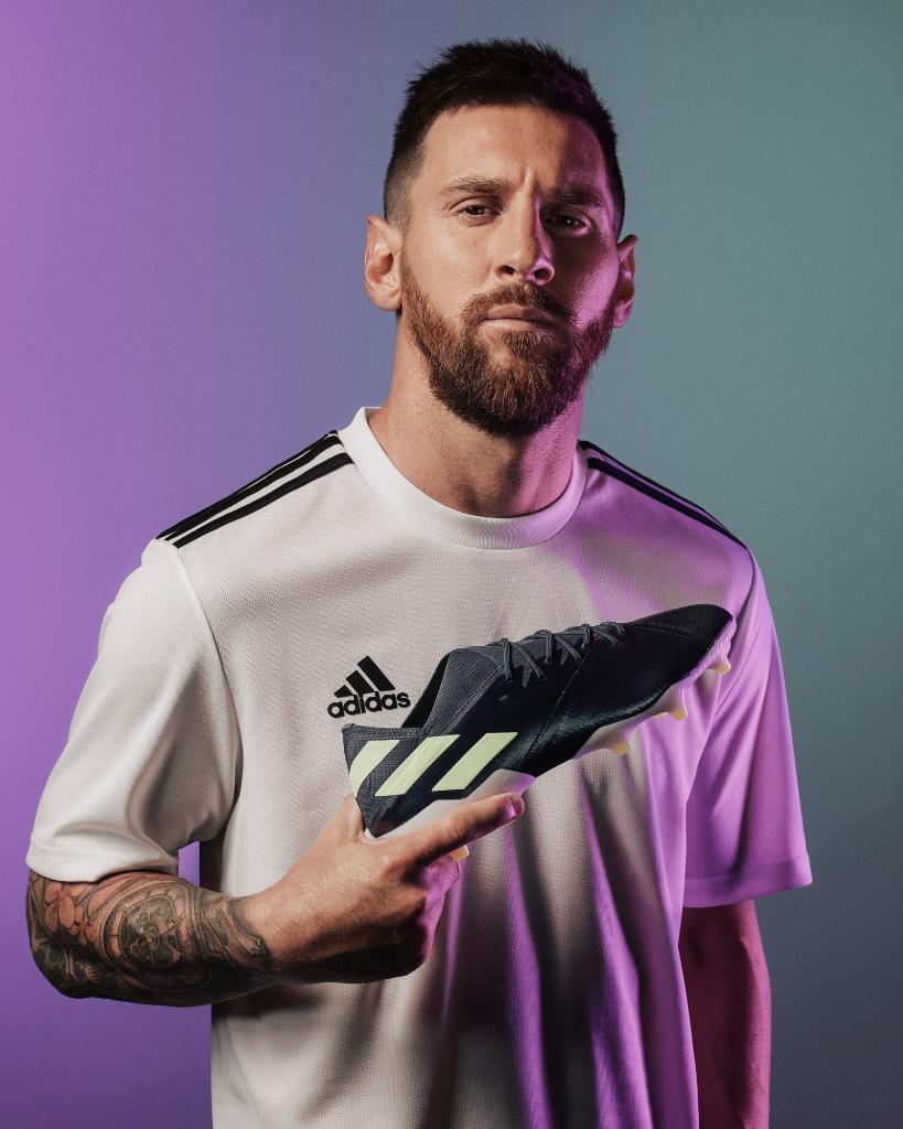 League of his own. Introducing the Ballon d'Or winner's signature #NEMEZIZ 19.1, available now: a.did.as/60191RI2t