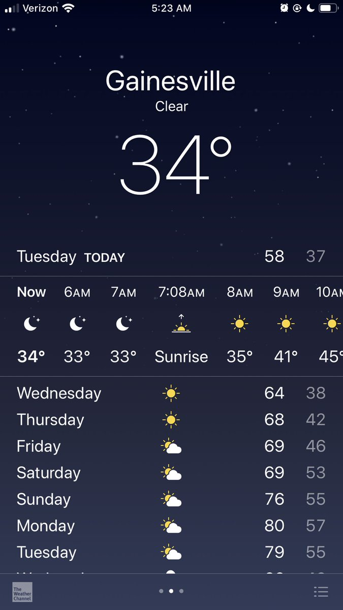 Go home Florida, you're drunk.