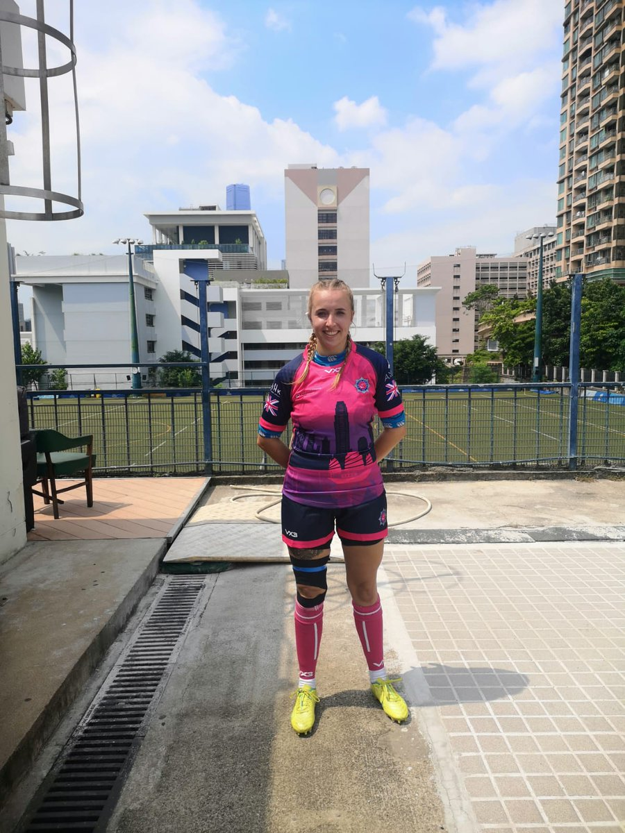 The first Police World Rugby Championships took place in September in Hong Kong and GMP PC Katherine Kinahan was selected for the team which was made up of 30 players from 18 different UK forces. @BritPolicewrfc secured second place behind New Zealand, with a final score of 21-12