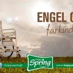 Image for the Tweet beginning: Engel olma, farkında ol... Happy