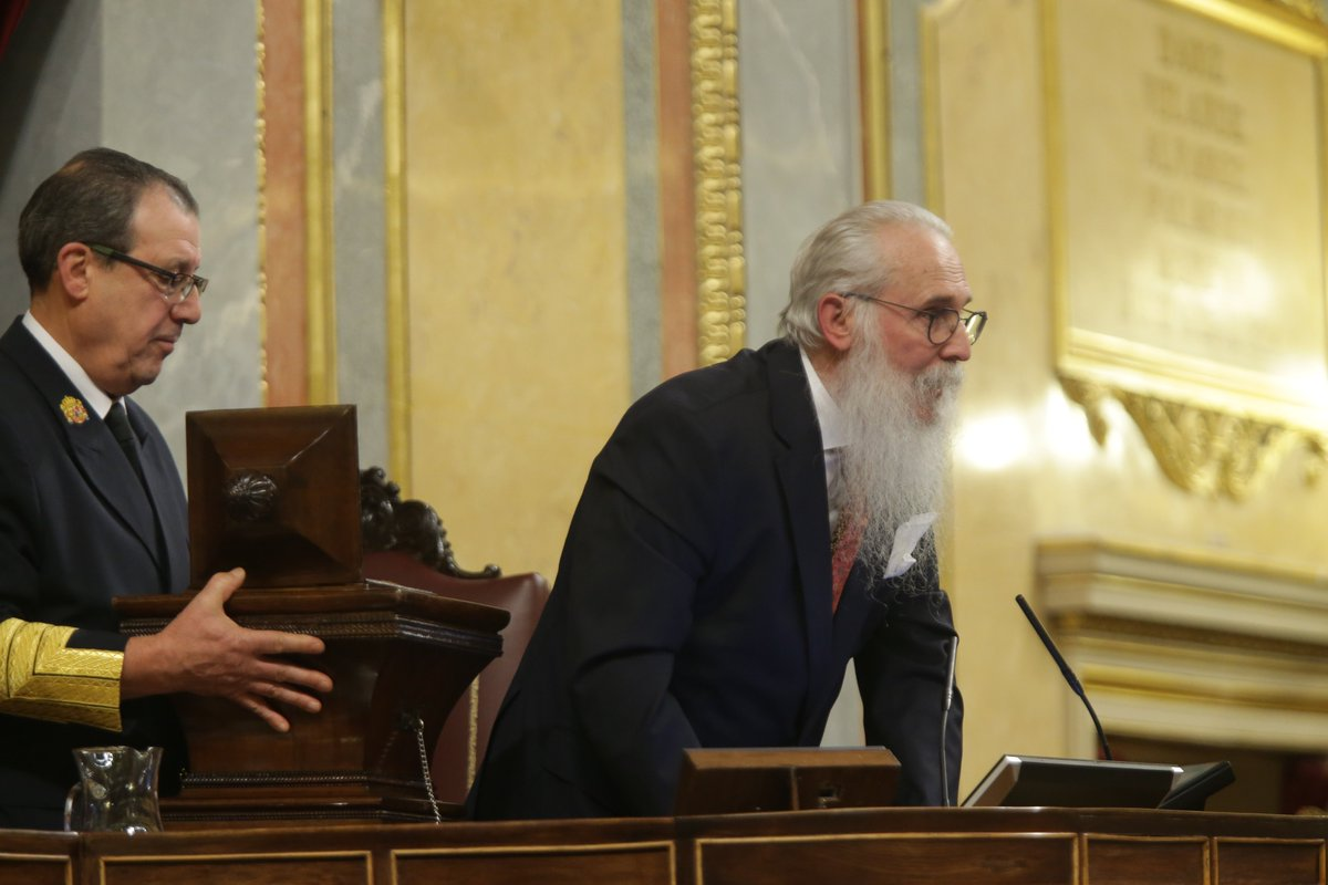Foto cedida por Congreso de los Diputados