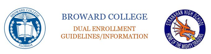Dual Enrollment Banner