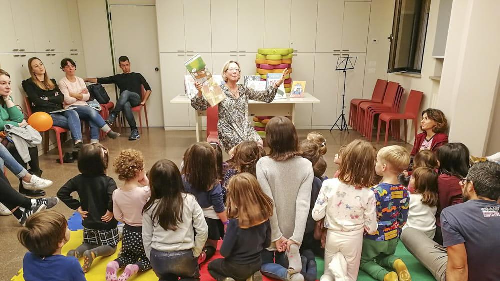 Treviso, la Biblioteca dei ragazzi festeggia i suo...