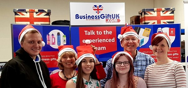 What is your companys Secret Santa rules? The BusinessGiftUK.com team are running a Charity Shop Secret Santa! Everything has to be bought from a local store with a maximum spend of £5. Some creativity & imagination required to see who gets the best value! #CharityTuesday