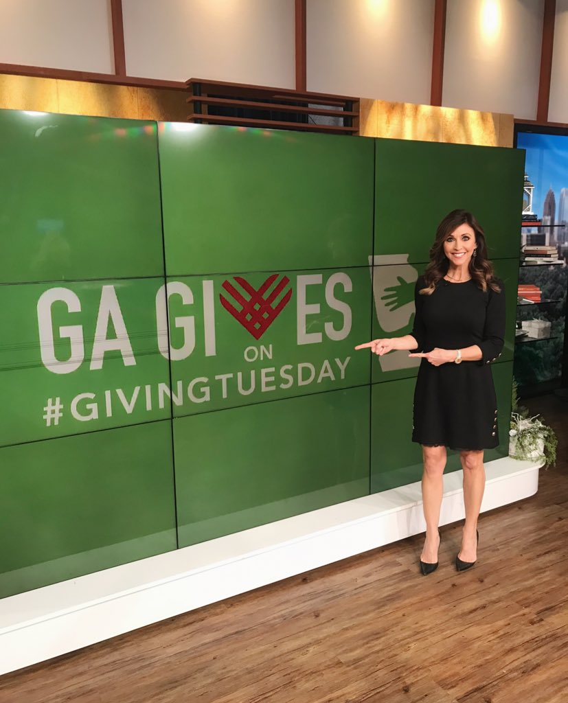 Our #GivingTuesday show is underway on @11Alive and streaming: 11alive.com #GAgives