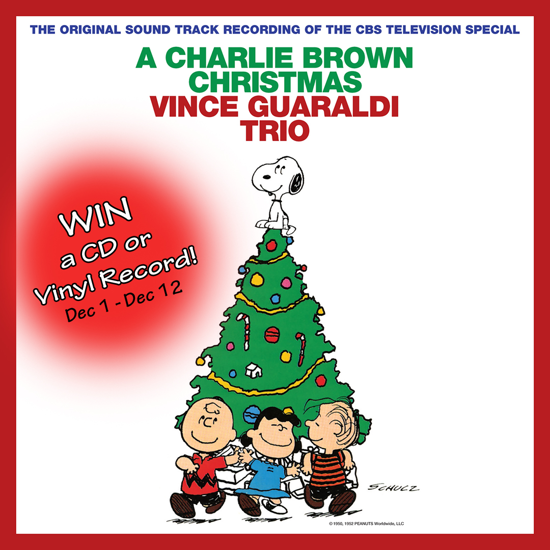 Love, Mrs. Mommy on Twitter: Enter to #WIN a #CharlieBrownChristmas #album on my #Instagram page! Winner's choice of a #CD or #vinyl #record!
