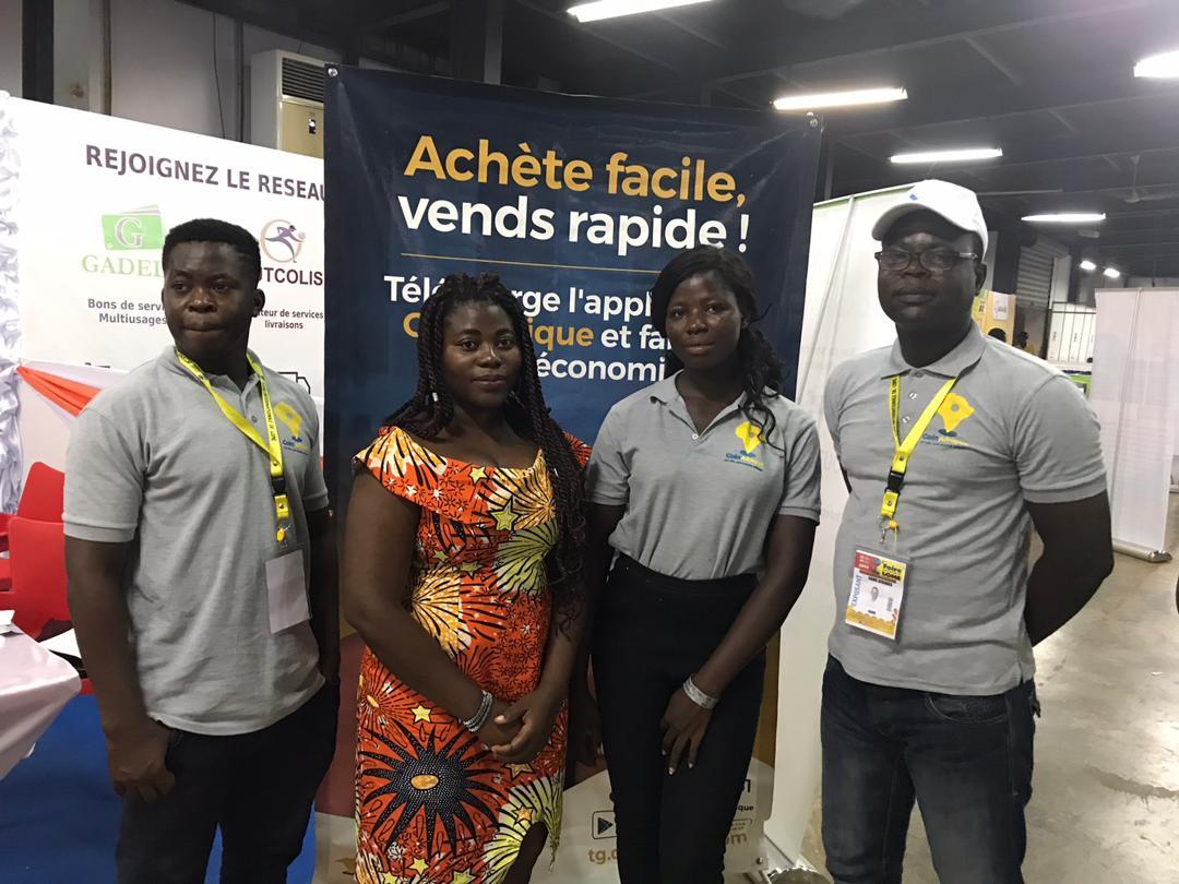 Revivez en quelques images, la présence de la première plateforme d'annonces en #Afrique à la 16è foire internationale de Lomé. Elle s'étend jusqu'au 09 Déc. Si vous êtes de passage à Lomé, passez nous rendre visite😉  #CETEF #TgFil16 #Togo2000 #foiredelome #Togo228 https://t.co/j4Y9FSdlCh