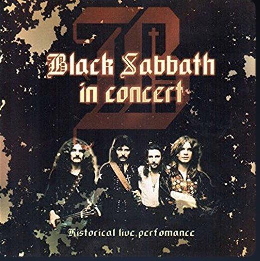 "Black Sabbath in concert 1970      amazon prime  happy birthday \""Ozzy\""Osbourne,"