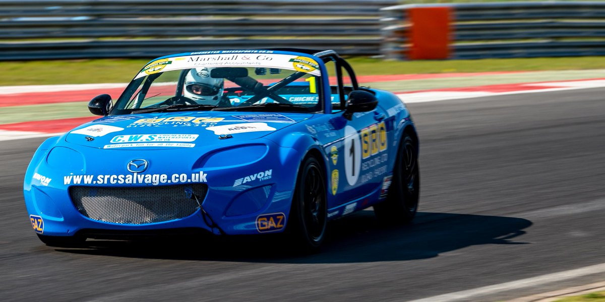Luke Herbert was on a quest in 2019 to capture his third @MX5SuperCup title, and boy did he achieve it - although it certainly wasn't an easy feat! Find out the low down on how he succeeded in the season review!  https://brscc.co.uk/2019-season-review-brscc-mazda-mx-5-supercup/…  #brscc #mazda #mx5 #supercup #motorsport