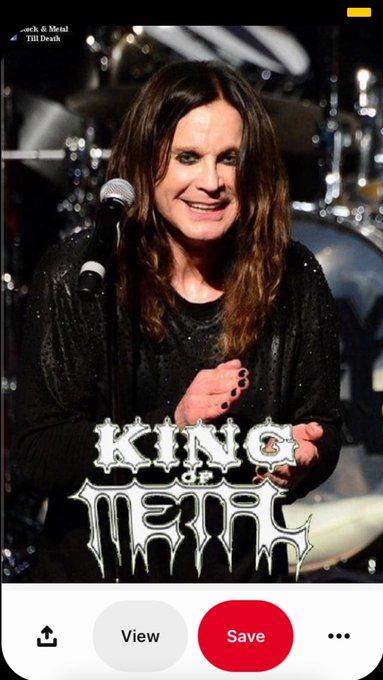 Happy Birthday to Ozzy Osbourne The Prince of Darkness