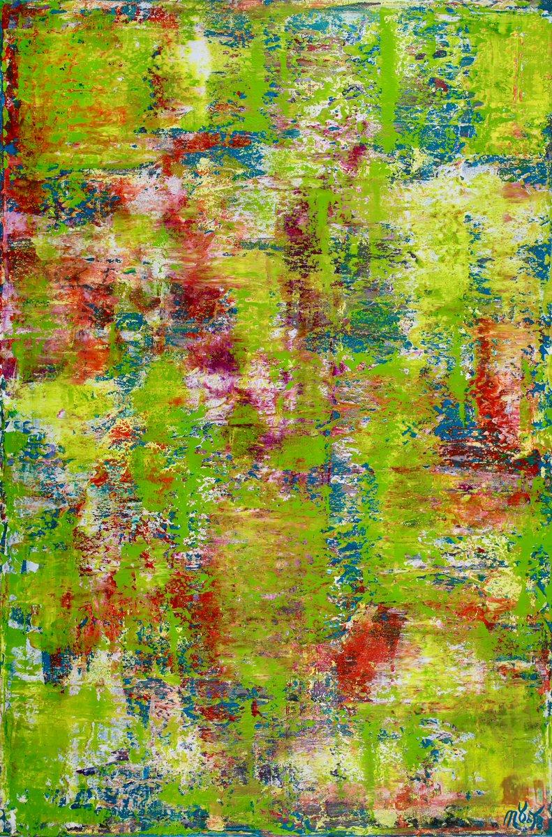 New!!! Verdor (Organic Imagery) 36 W x 48 H x 0.7 in  http:// NestorToro.com       #art #abstract #modernArt #Paintings #acrylicPainting #LosAngeles #WestHollywood #ArtInfo #artGallery #Green #Boricua #FineArt #artistsontwitter #TuesdayMotivation<br>http://pic.twitter.com/fP5Sc0ydf5