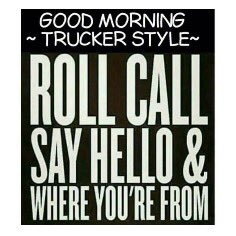 Good morning, if you are gonna start a transportation business or already own one comment where you from???? #trucks #trucking #ontheroad #ontheroadnikon #freightbroker #businesspic.twitter.com/979t17bLCN