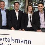 Image for the Tweet beginning: Bertelsmann chooses Heidelberg #Subscription for