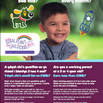Image for the Tweet beginning: Applications for the #ChildcareOfferWales are