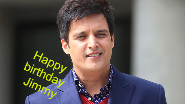 Happy Birthday Jimmy Shergill...
