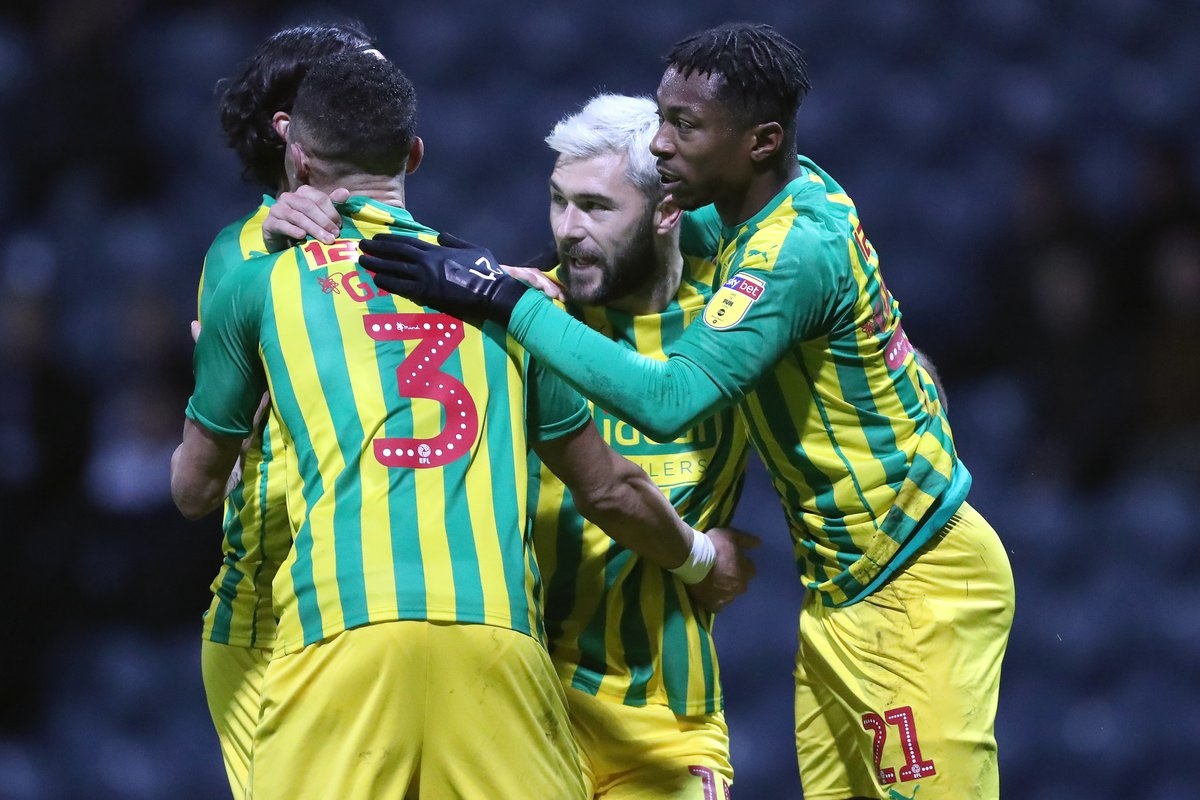 No team in the top four tiers of English football has scored more goals via subs than us (𝟵). 𝙄𝙈𝙋𝘼𝘾𝙏 💥 #WednesdayWisdom | #WBA