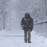 吹雪の認識の違いがすごい!関東の人と北海道の人
