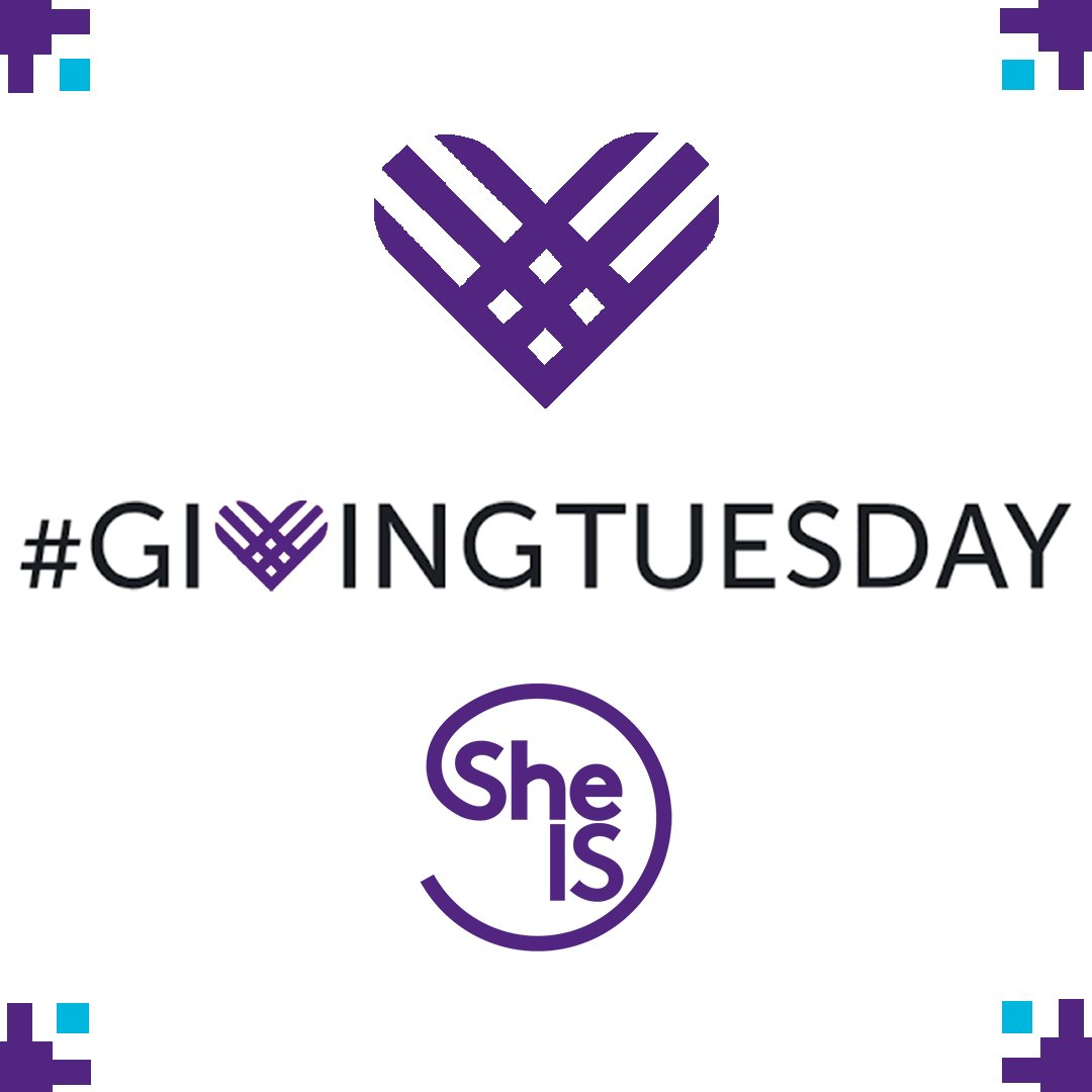 Today is the national day of charitable giving! This #GivingTuesday help us continue to amplify and empower more girls and women through sport! Head to our website now and purchase our first line of SheIS apparel and merchandise! 💝Give Now: http://www.sheissport.com/sheisgiftguide