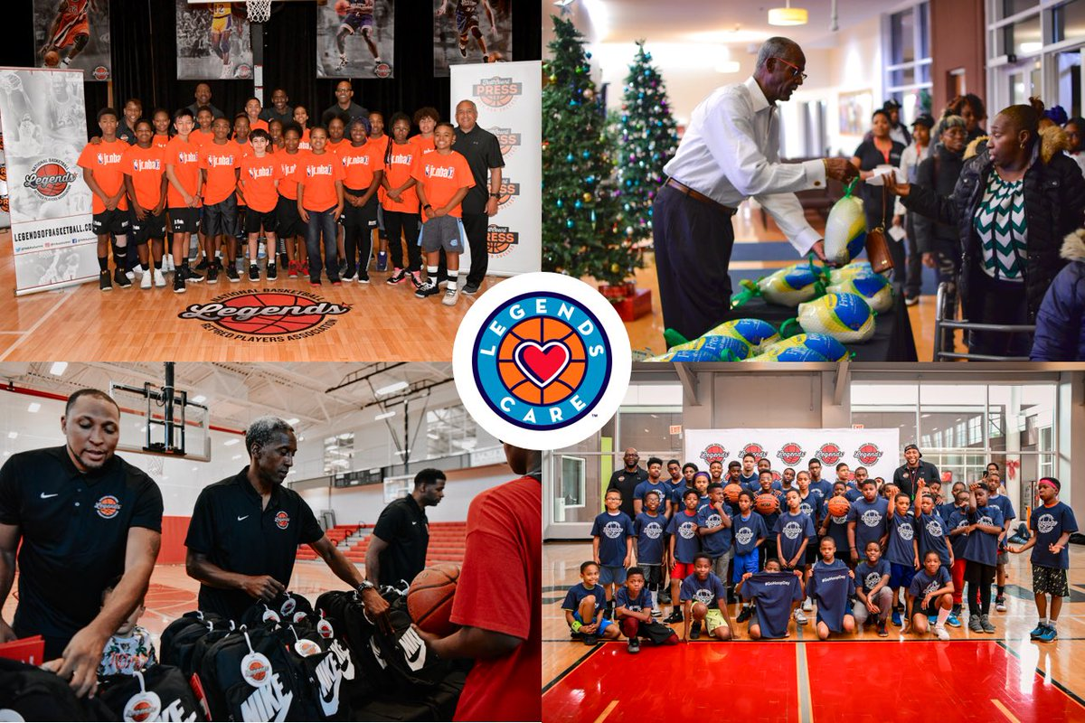 This #GivingTuesday, follow along with us here on this thread to learn a little about why the #LegendsofBasketball give back to children & communities in need & how you can join the #LegendsCare team too.  http://www.legendsofbasketball.com/legendscare
