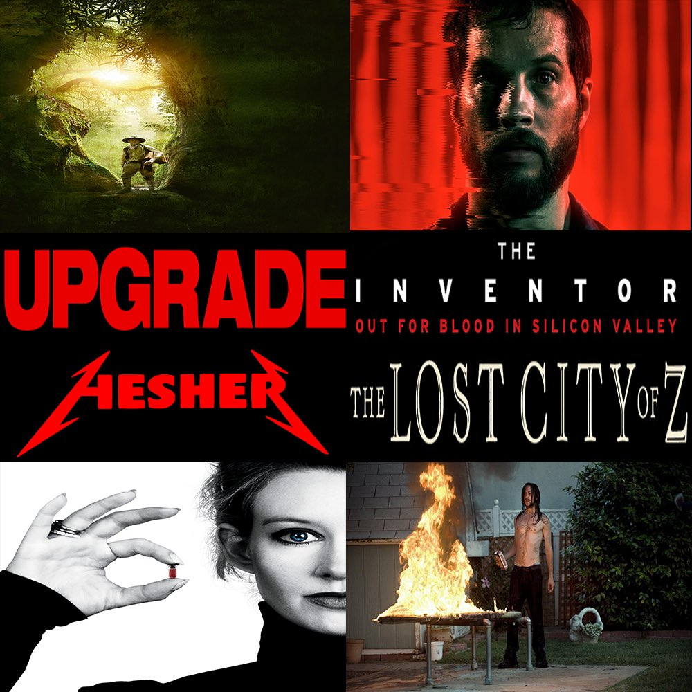 #ThisWeek in #Film, Week 139, join us as we discuss #TheInventor: #OutForBloodInSiliconValley, #Upgrade, #TheLostCityOfZ, & #Hesher.  Click here to listen -> http://thisweekinfilm.libsyn.com/week-139-the-inventor-out-for-blood-in-silicon-valley-2019-upgrade-2018-the-lost-city-of-z-2016-hesher-2010…  #podcast #podcasting #podernfamily #podcasts #filmpod  #movies #moviepodcast #moviepic.twitter.com/ynpgyyjjCY