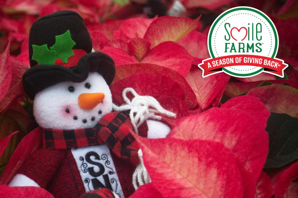 Shop & give back this #GivingTuesday with our Gifts That Give Back collection, which donates 20% of proceeds to @SmileFarmsInc:  Our Family of Brands is proud to celebrate the jobs & smiles #SmileFarms creates in local communities. #Gratitude #MadeMeSmile