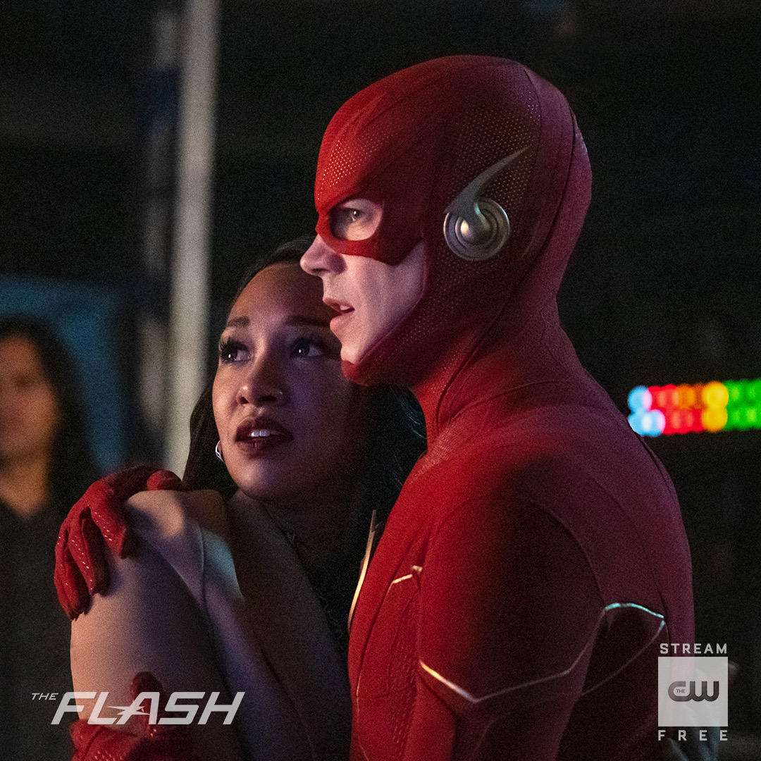 Time is running out. New episode tonight at 8/7c. Stream tomorrow free only on The CW App! #TheFlash