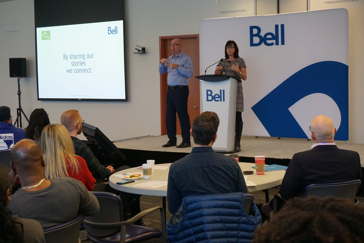 Today, Bell acknowledged International Day of Persons with Disabilities by hosting a workshop about why 'Language Matters' to team members and customers living with visible and non-visible disabilities. Thanks to all who participated as we work towards a more inclusive future!
