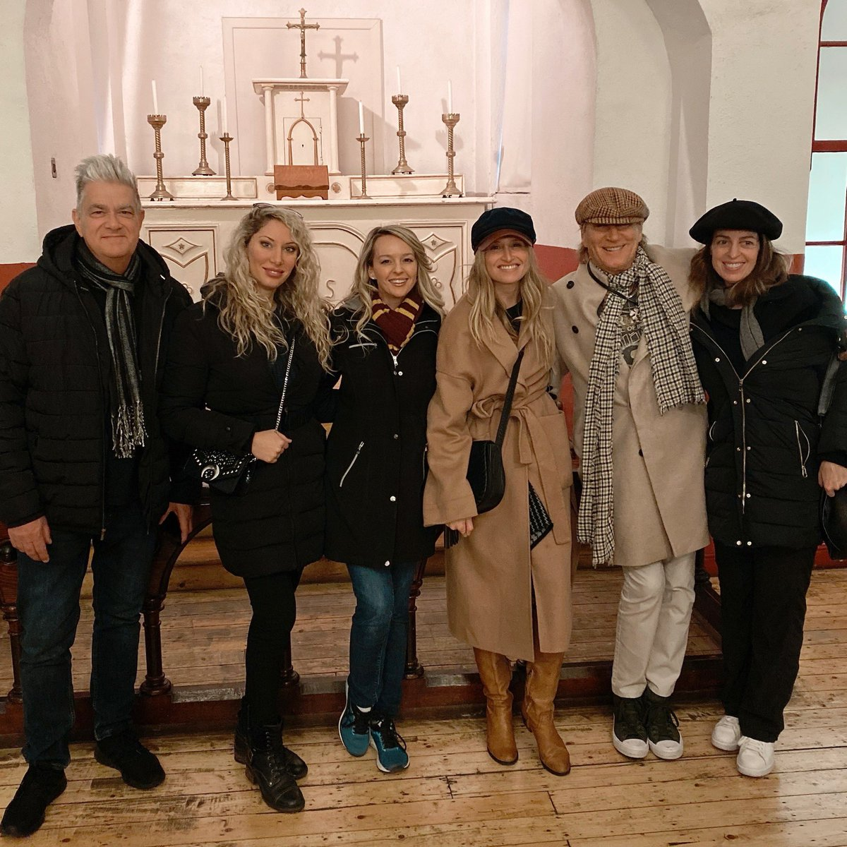 Grace remains a most tragic love story to me. Today I took some of my band mates to show them the Kilmainham Gaol where it all happened. Its impossible not to be moved and we were. See you all at Dublins 3 Arena on Wednesday and Thursday. - Rod xxx