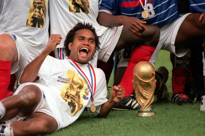 Happy Birthday To 1998 World Cup Winner Christian Karembeu