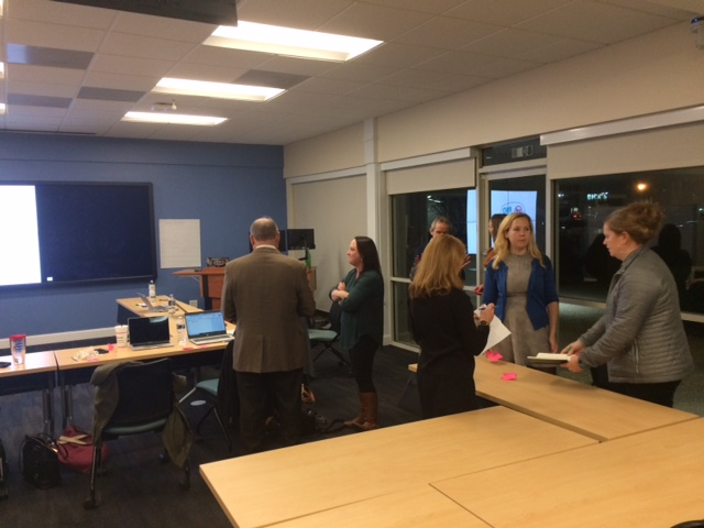 Thanks for the good summary of Monday night @OpenWayLearning. We are grateful for your partnership & dedication to making innovation a priority in #NCed P-12 schools.  #Innovate2EducateNC