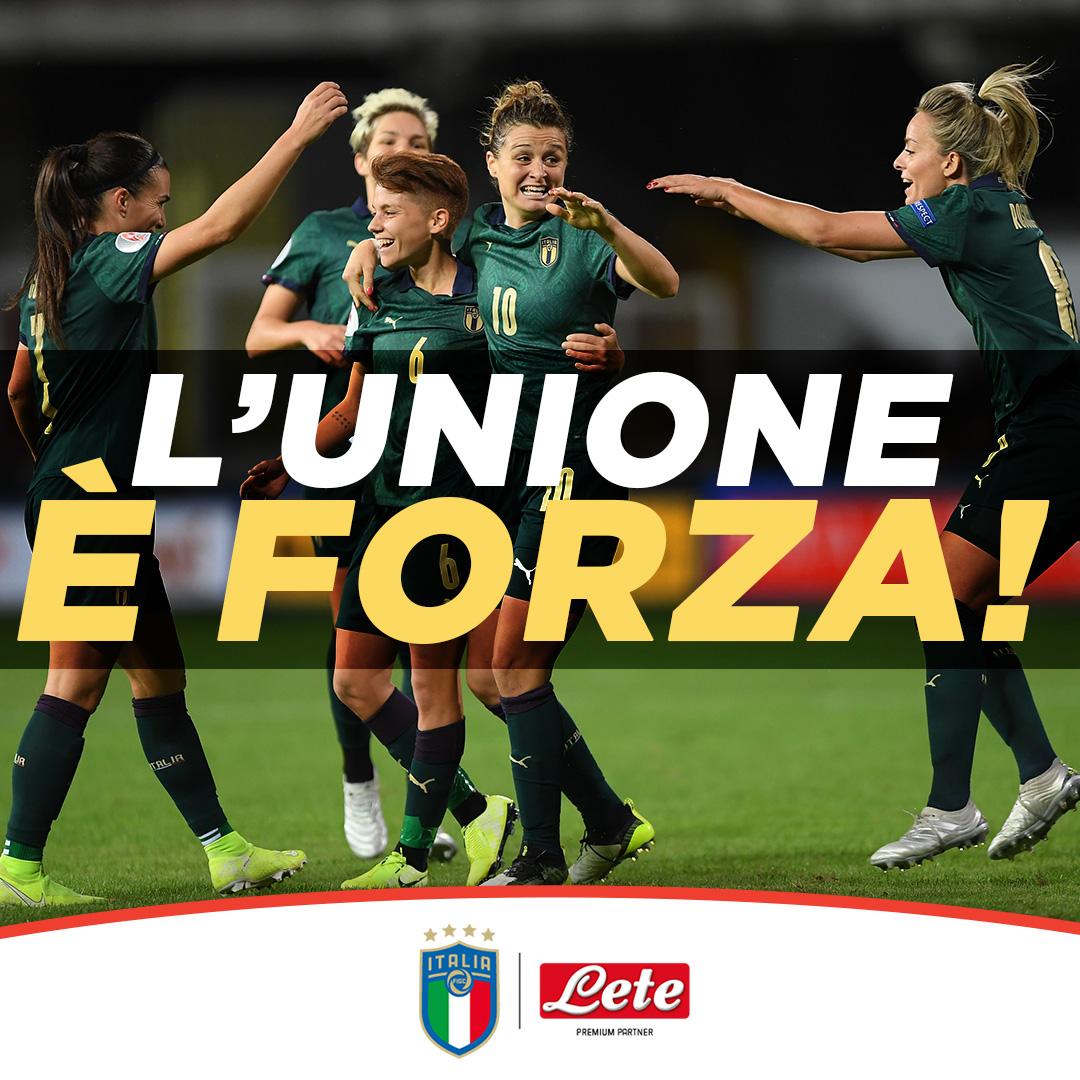 Che grande orgoglio per la nazionale femminile di calcio: la nostra calciatrice ha ottenuto il premio come migliore giocatrice della serie A. #ragazzemondiali @AzzurreFIGC
