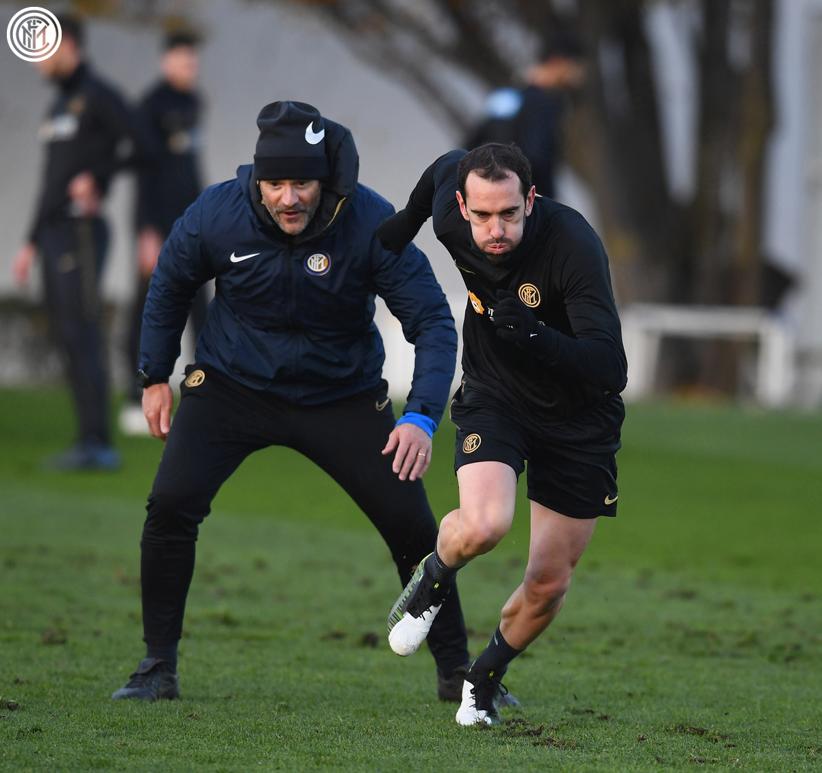 |  #INTERROMA   An afternoon session for the boys today     https://bit.ly/35Zv6OM