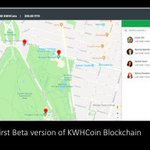 Image for the Tweet beginning: @KwhCoin NewNext Energy App is