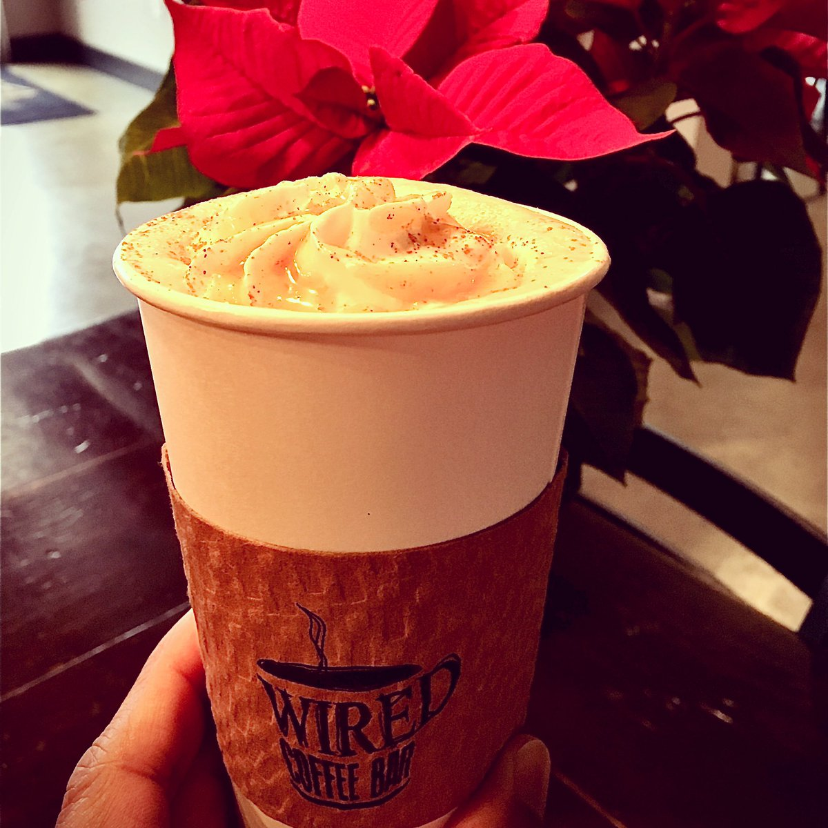 Yet another excellent way to take it all in heavenly #peace. . . #pumpkinspicelatte #getwiredcoffee #wiredcoffeebar #buylocal #dayafter #cybertuesday #mainstreet #ooltewahtn #hamiltoncounty #easttennessee #swishkraft