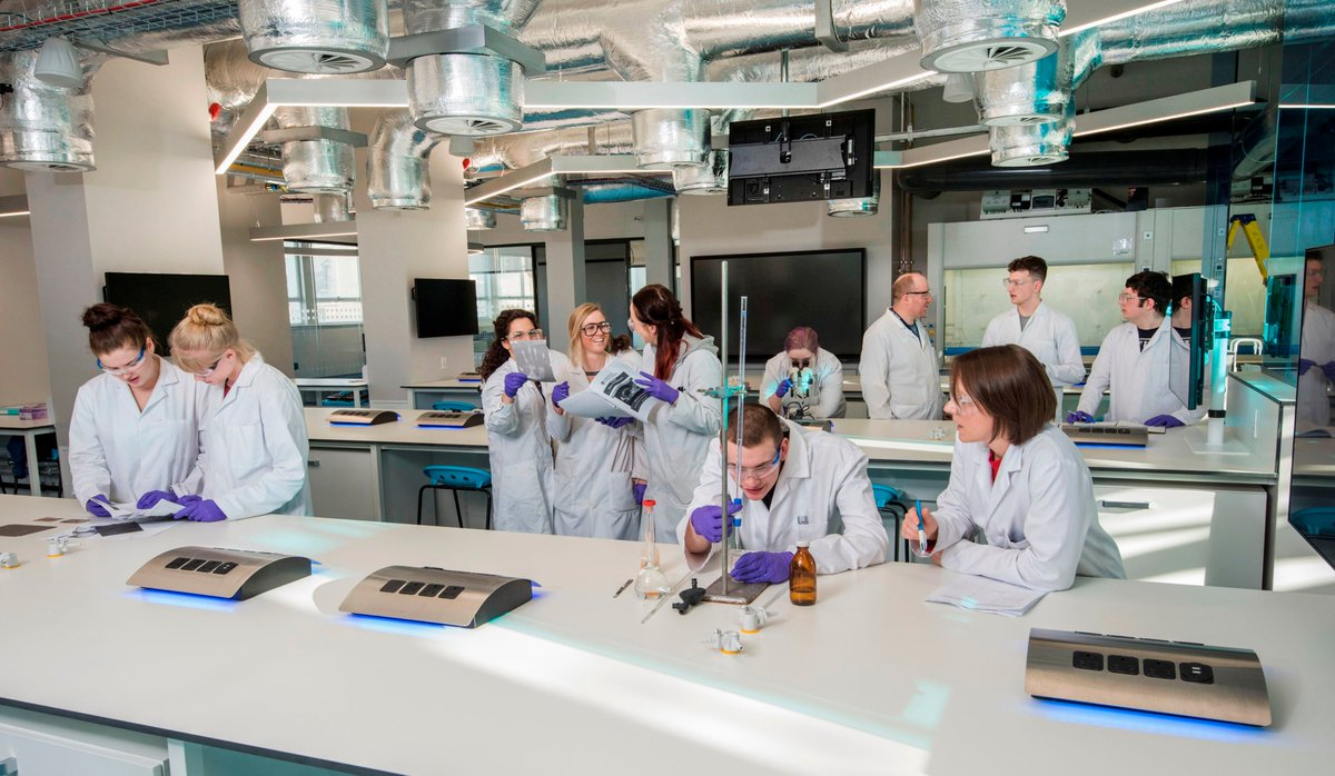 Image for .@AbertayUni's state of the art food labs are at the forefront of food innovation in Scotland – fostering an incredible spirit of collaboration and new discoveries. Find out more: https://t.c