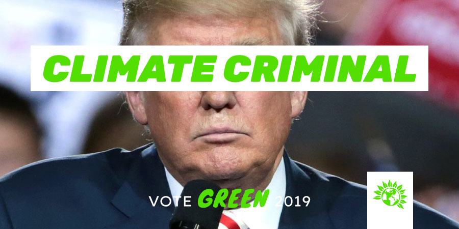 President Trump has: 😠 Pulled out of the Paris Agreement 😠 Deleted climate chaos from US government websites 😠 Scrapped laws to cut carbon emissions 350 top climate scientists have called on the PM to challenge Trump on climate chaos. RT to add your voice! #TrumpUKVisit