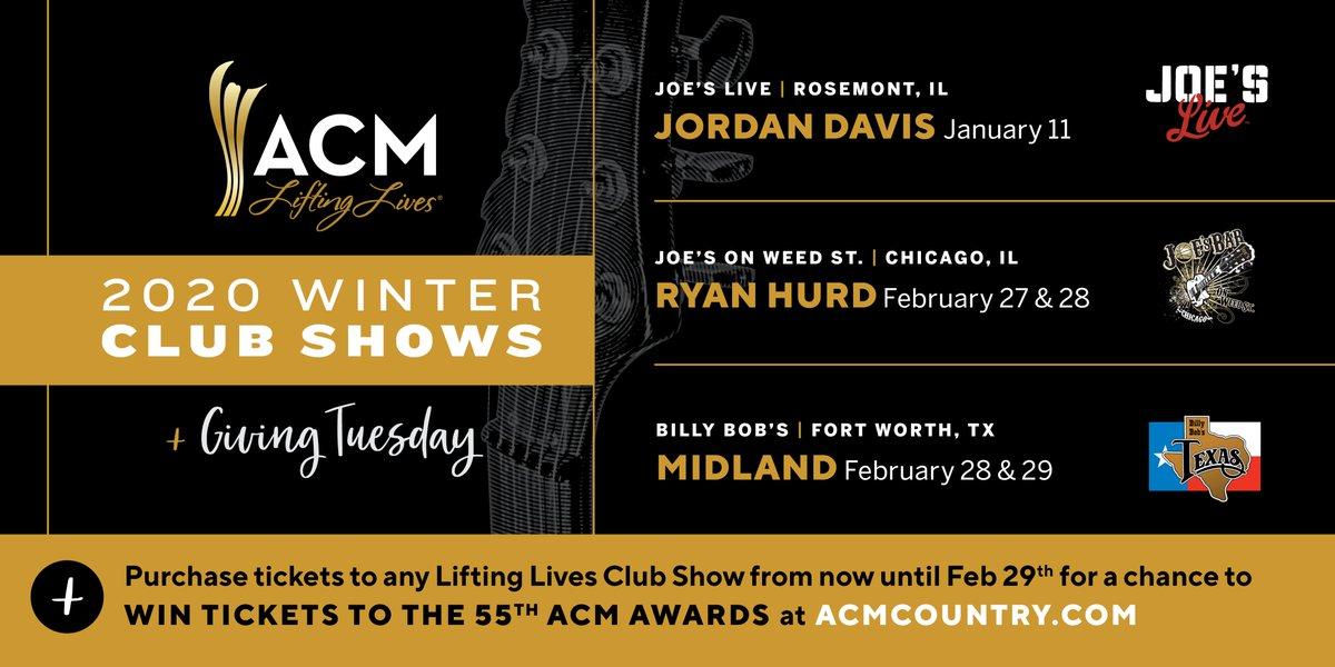 acm awards 2020 full show