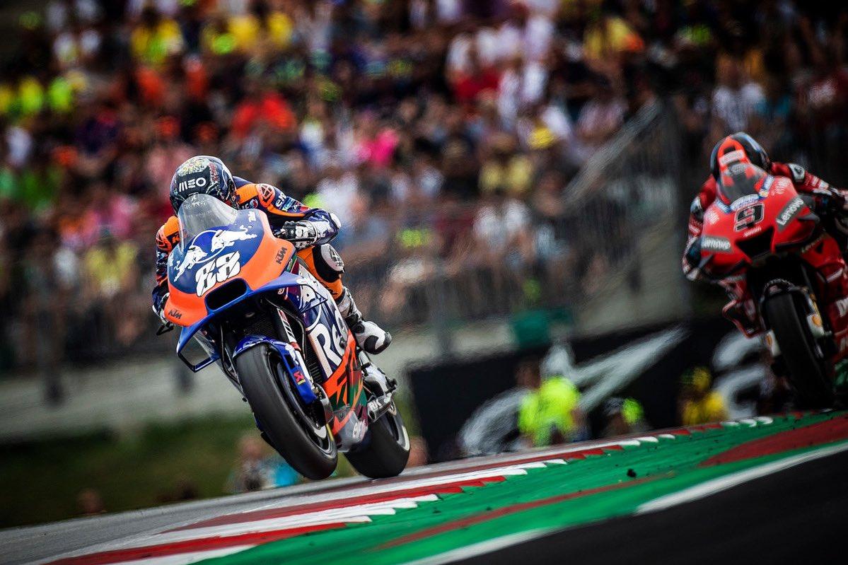 ✊🏻✊🏻✊🏻 #KTM #Tech3 #MotoGP #MO88 #Turma88 @MotoGP