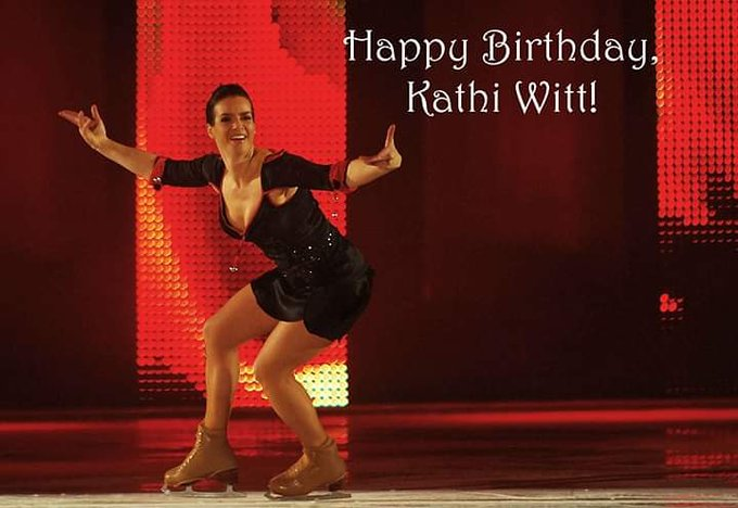 Happy Birthday Katarina Witt