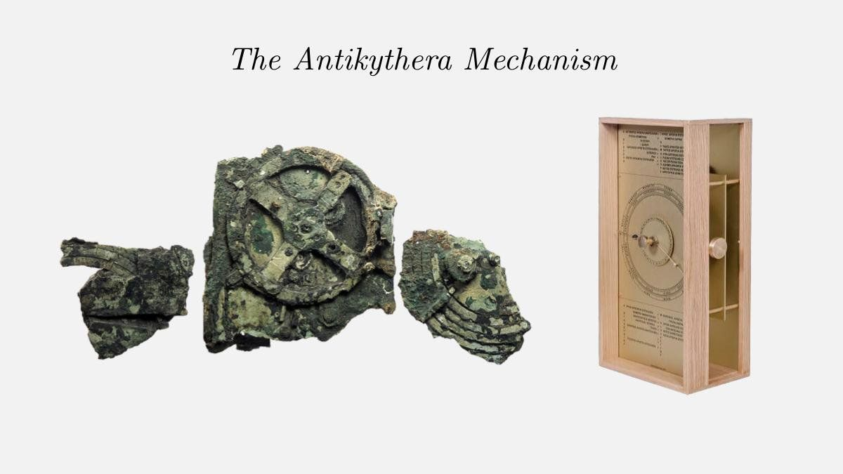 The Antikythera Mechanism built around 100BC could: - Track the motion of the sun, moon and planets - Predict eclipses - Adjust for leap years - Indicate years of Olympic games Learn more about it here: fermatslibrary.com/s/decoding-the… A great paper for your holidays reading list 📚🎁