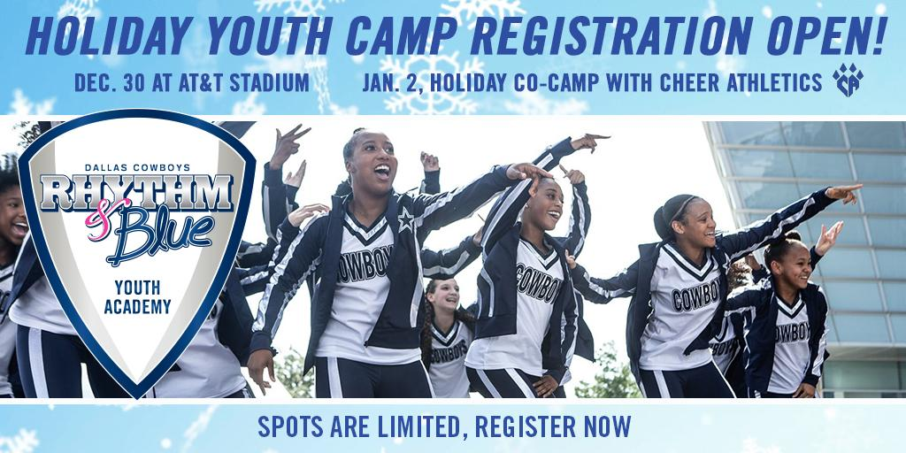 Join us this holiday season for a 1️⃣-day @DCRhythmBlue Youth Academy! Learn the fundamentals of tricking and breaking from current #DCRB members. 🎶 Camps are available to dancers of all skill levels, ages 6-18. Book your spot today, visit → bit.ly/2Yf1jyF