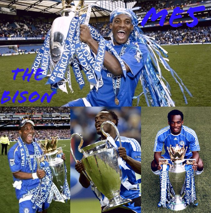 Happy Birthday To OUR BISON, Chelsea Legend Michael Essien!