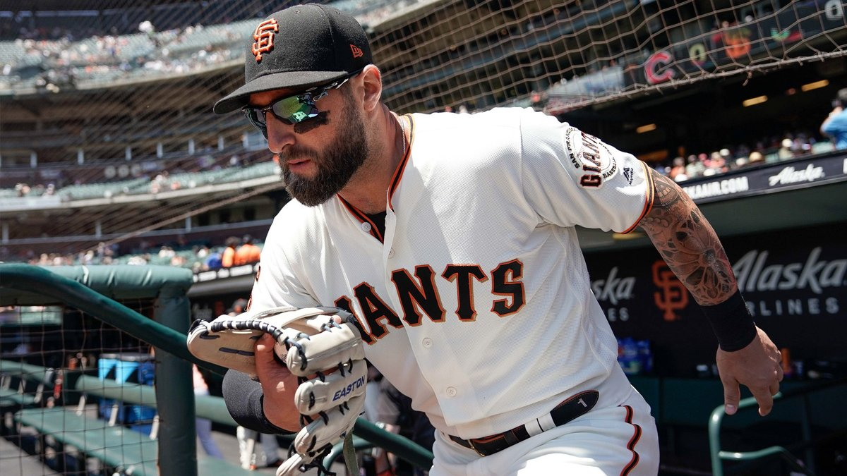 """""""I loved every second of playing for such a historic and successful franchise.""""  Kevin Pillar thanks the Giants and their fans for his one season in San Francisco (via @PavlovicNBCS)  https:// bit.ly/2DIqdxi    <br>http://pic.twitter.com/qztb6p5uE1"""