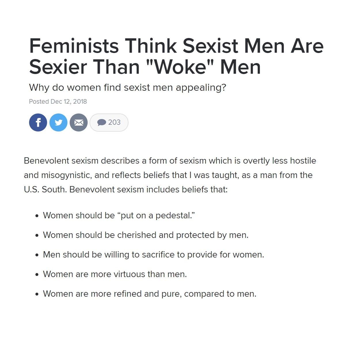 Look how they define sexism.
